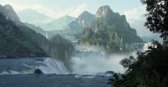 25 Photorealistic Landscape 3D Renderings: If Only Those Places Existed 30
