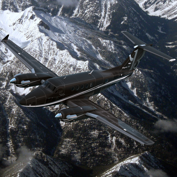 20 Photorealistic Aircraft Renderings: Take A Flight To Artificial Reality 16