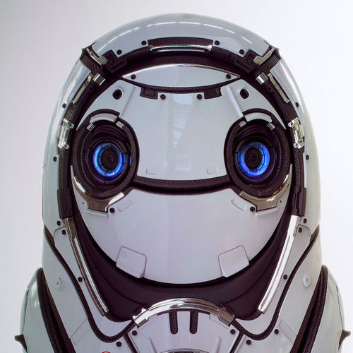 Best 3D Robot Concept Models Announced 3