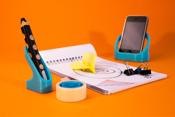 4 cool 3d printed projects to do over the weekend mogul - Designer desk accessories and organizers ...