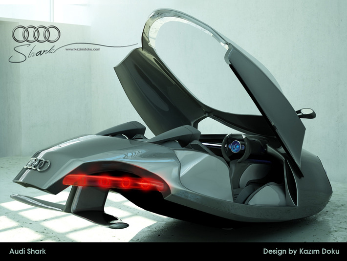 21 Amazing Concept Vehicles We Might Be Driving in 2050 14