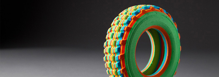 3D Prints On Paper: Something You Could Create For Staples 3D Printing Challenge