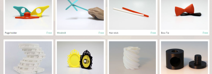 3D Printer Pages: a brand-new way to promote your 3D models
