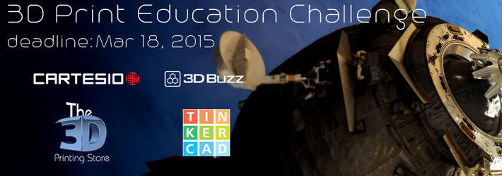 3D Printing in Education Challenge