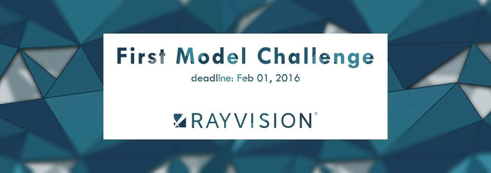 First Model Challenge has its First Winner!