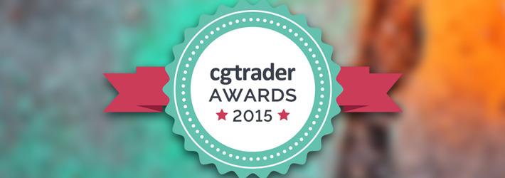 CGTrader Awards 2015: Free Models Edition