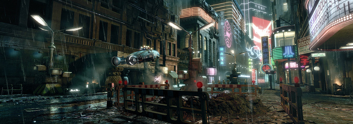19 Cyberpunk Images That Will Inspire You To Hack And Model