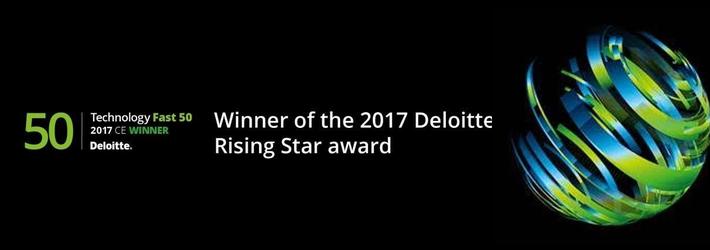 "CGTrader wins Deloitte CE ""Fast 50"" Rising Stars nomination"