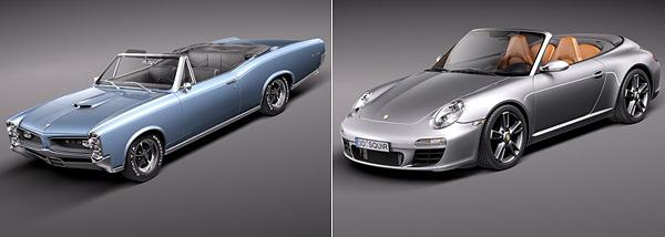 Top 5 3D Car Models 4