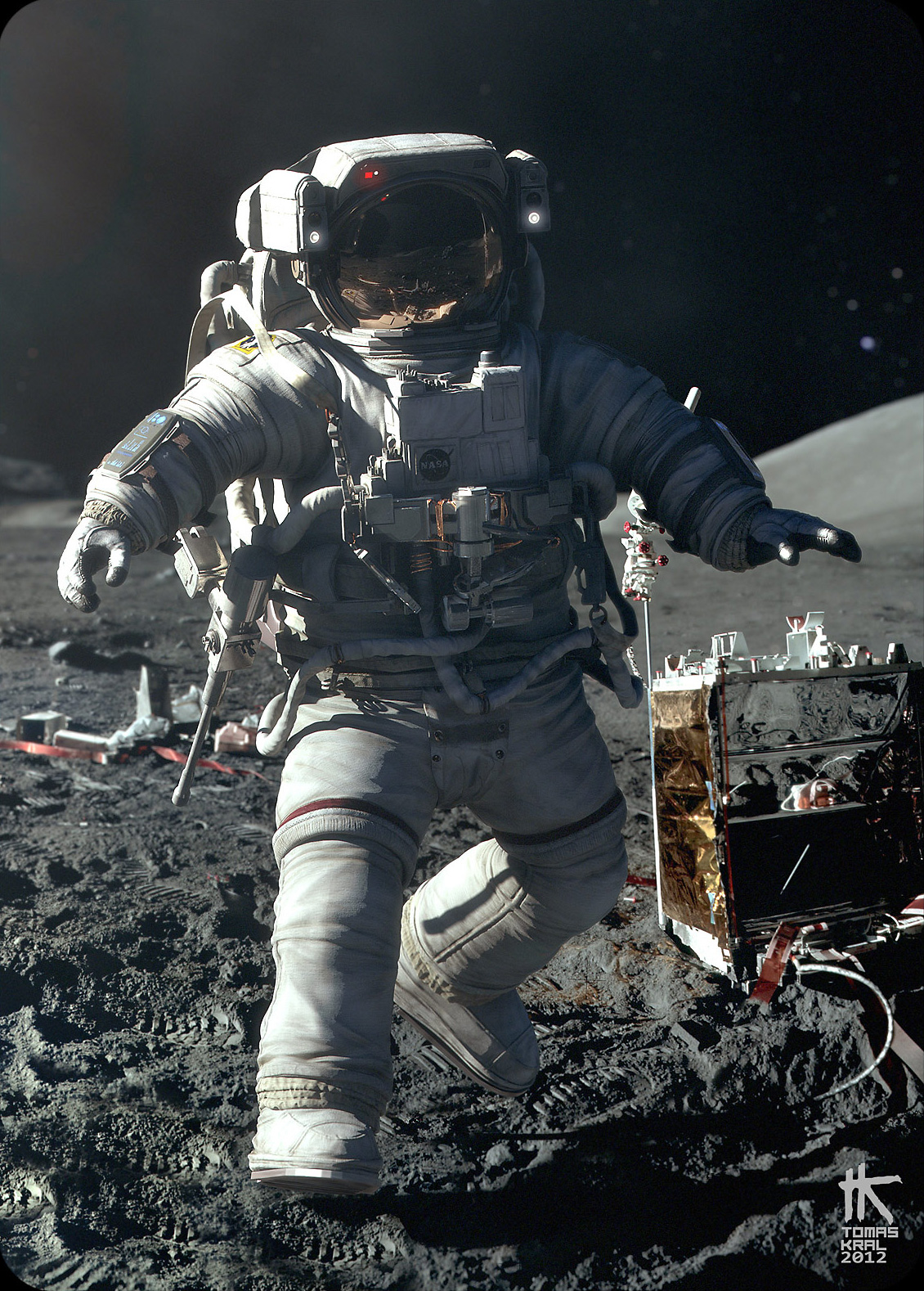 which astronaut remained in the space for the longest period of time - photo #48