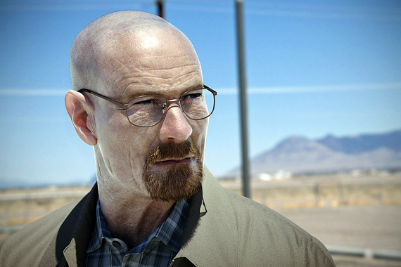 man 3D model, Walter White, Breaking Bad, Riccardo Minervino