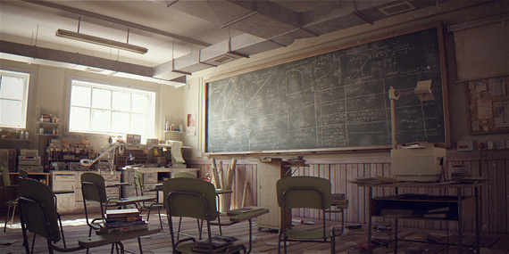 Grab An Inspiration: 30 Most Photorealistic 3D Renderings 6