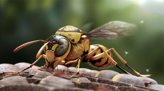 Grab An Inspiration: 30 Most Photorealistic 3D Renderings 1