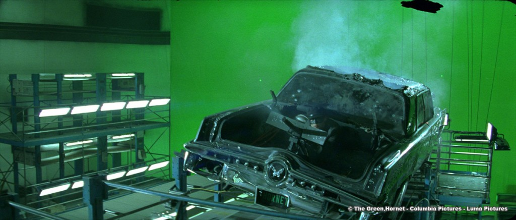 'Green Spring': The Crusade For VFX 9
