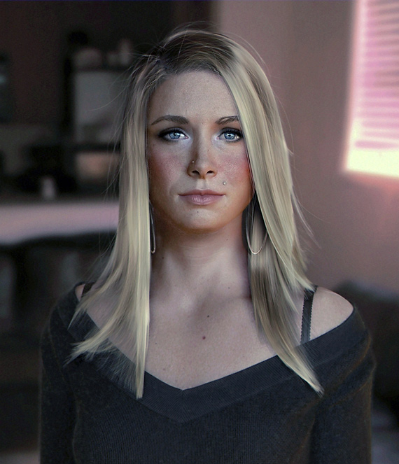 Women As Inspiration for 3D Art 14