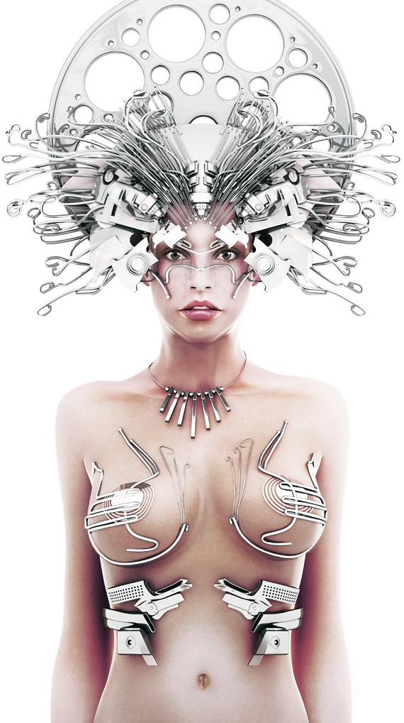 Women As Inspiration for 3D Art 11